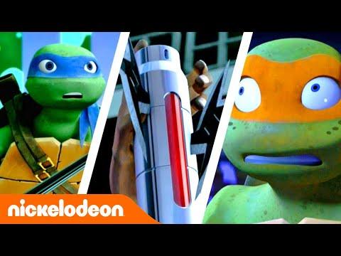Черепашки-ниндзя   Международный день черепах 🐢   Nickelodeon Россия