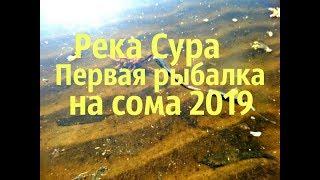 Рыбалка на сома в мае 2019- Открытие сезона-Рыбалка на сома в Пензе