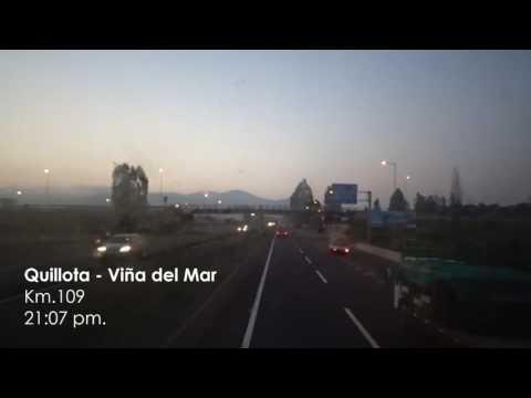 Chile de Un Viaje : De Santiago a Antofagasta ( 02 de Diciembre 2016 )