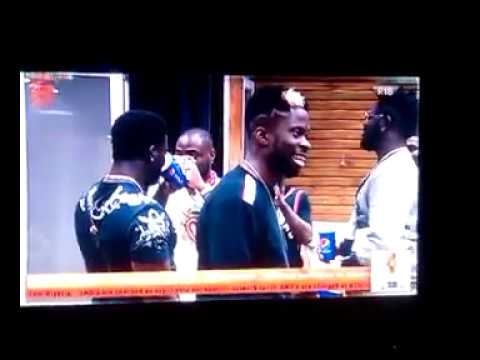Download #bbnaija Davido and his crew visits the house... see what happened