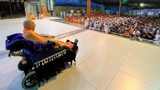 Guruhari Darshan 21 Jul 2015, Sarangpur, India
