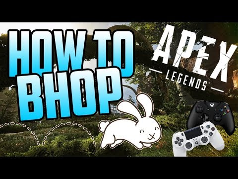 How to Bhop In Apex Legends With a Controller on Console!