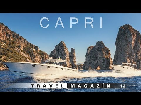 Capri [HD] Travel Magazín 012 (Travel Channel Slovakia)