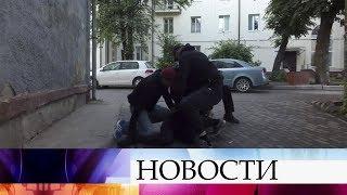 В Калининграде в ходе спецоперации задержаны восемь вербовщиков ИГИЛ.