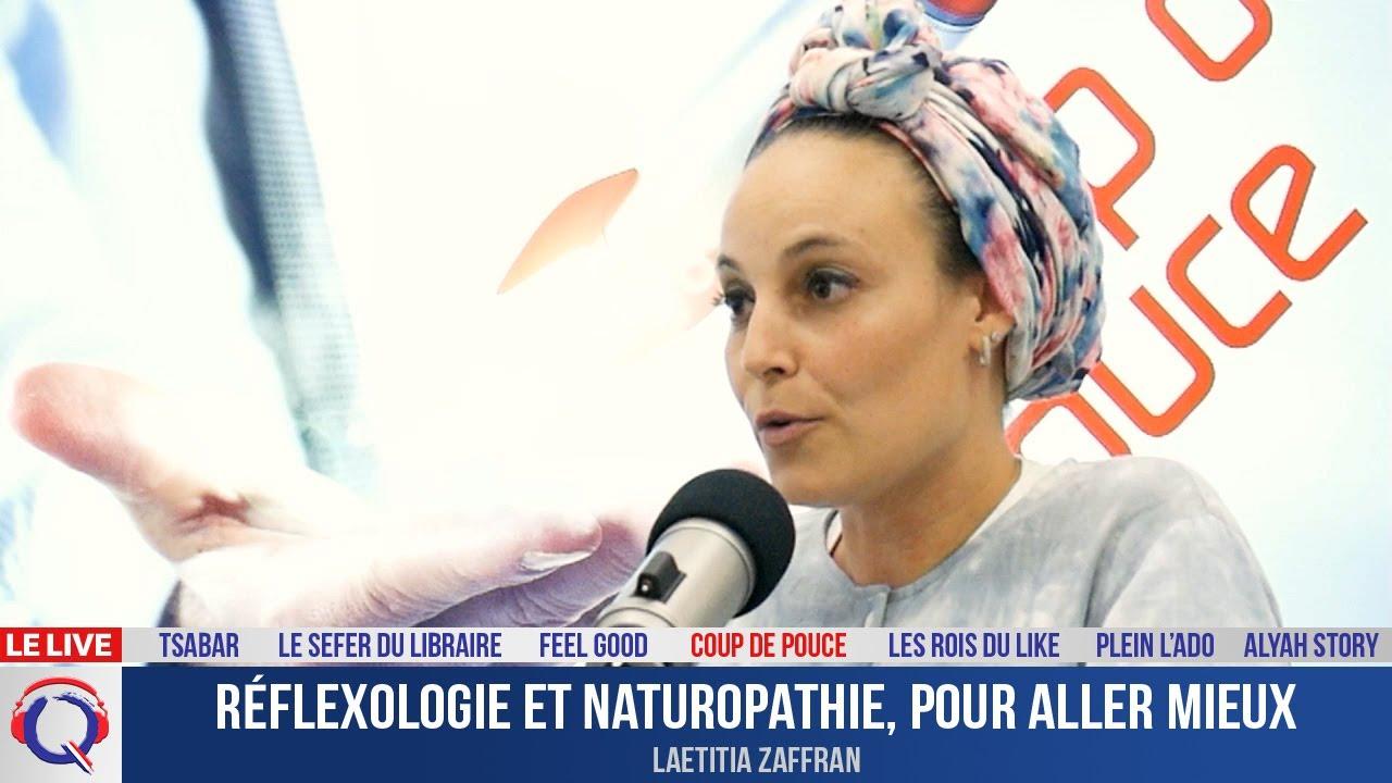 Réflexologie et naturopathie, pour aller mieux - CDP#349