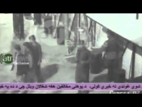 CCTV  Taliban gunmen attack on Kabul Serena Hotel