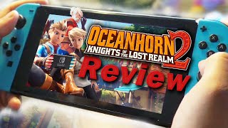Oceanhorn 2: Knights of the Lost Realm Switch Review (Nintendo Switch, iOS, Mac) (Video Game Video Review)