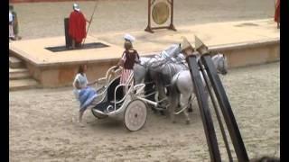 Puy du Fou 2011 - Le Signe du Triomphe - Stadium Gallo-Romain (2)