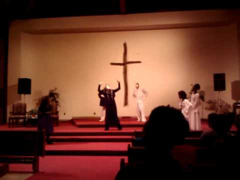Great Is Your Mercy Praise Dance Mime Youtube