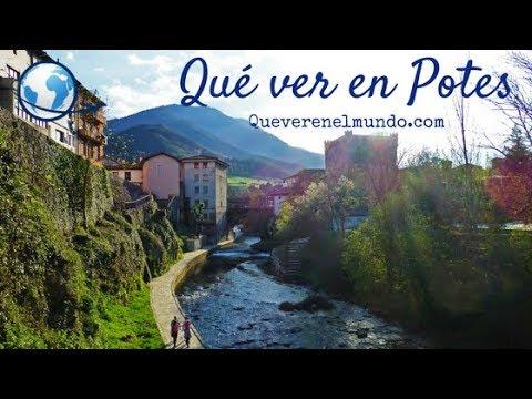 Qué Ver En Potes Cantabria Uno De Los Pueblos Más Bonitos De España Youtube
