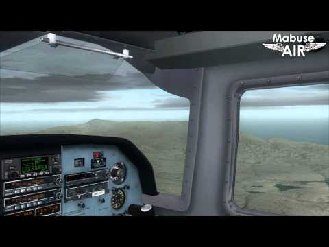 [FSX] Fly with me #012: Western Isles (South)