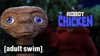 The Best of E.T.   Robot Chicken   Adult Swim
