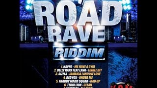 FROGGY MADDSQUAD - BAD UP - ROAD RAVE RIDDIM - PROD KHEILSTONE MUSIK