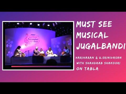 Download Patta Patta  Hariharan with Shahdaab Bhartiya & Mandolin Srinivas