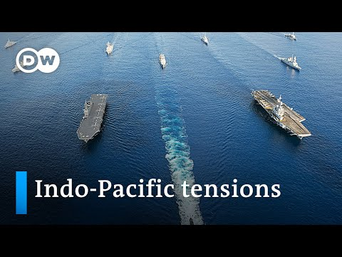 Indo-Pacific allies seek to curb China's influence in the region   DW News