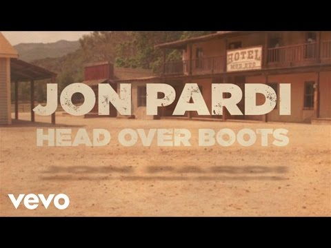 "Watch ""Jon Pardi - Head Over Boots (Lyric Video)"" on YouTube"
