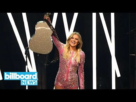 Kelsea Ballerini Gives Sparkly Performance of 'Yeah Boy' at the 2017 ACM Awards | Billboard News