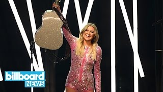 Kelsea Ballerini Gives Sparkly Performance of
