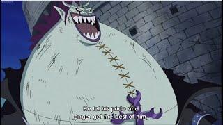 Luffy Vs Moria Final Fight
