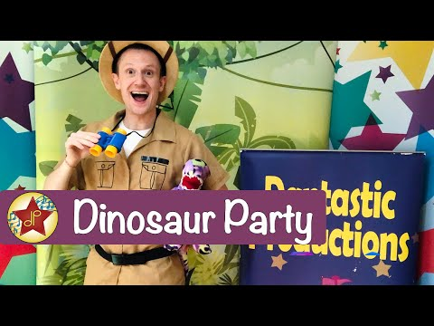 Dantastic's Dinosaur Party