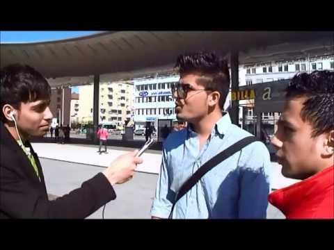 دیدار از افغانها در اتریش Visit afghan people in austria