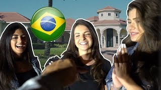 BRASILEIRAS VIERAM NA MANSÃO BREAKMEN | Afreim