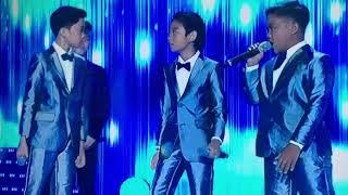 TNT BOYS - Listen (Tawag ng Tanghalan Huling Tapatan 2018)
