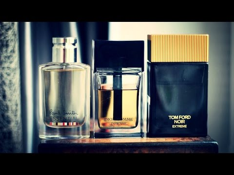 Мужская парфюмерия Dior,Tom Ford, Paul Smith. Серия 346