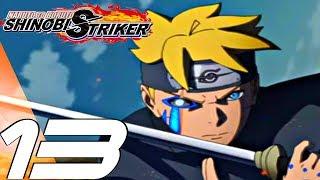 Naruto To Boruto Shinobi Striker Gameplay Walkthrough Part 13 Final Mission 100% (PS4 PRO)