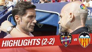 Resumen de Levante UD vs Valencia CF (2-2)