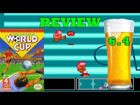 DBPG: Nintendo World Cup  NES  Best NES Soccer Game