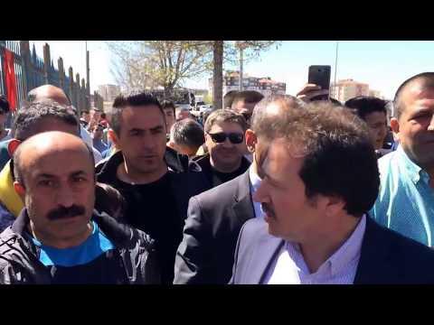 Bugsaş-Ankaragücü Maç öncesi ve Büyük Olaylar