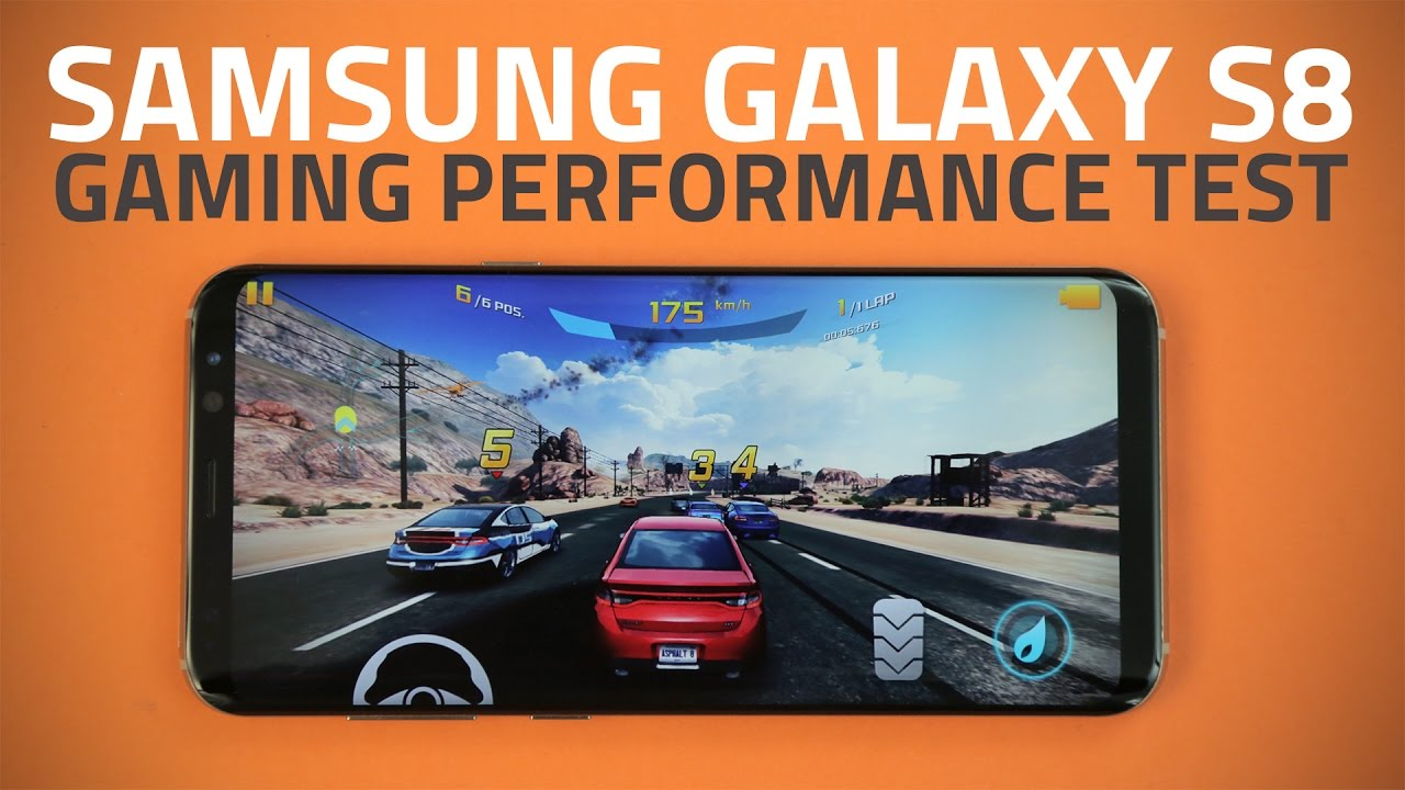 Samsung Galaxy S8 Gaming Performance Review | The Most Powerful Handheld Gaming Device?
