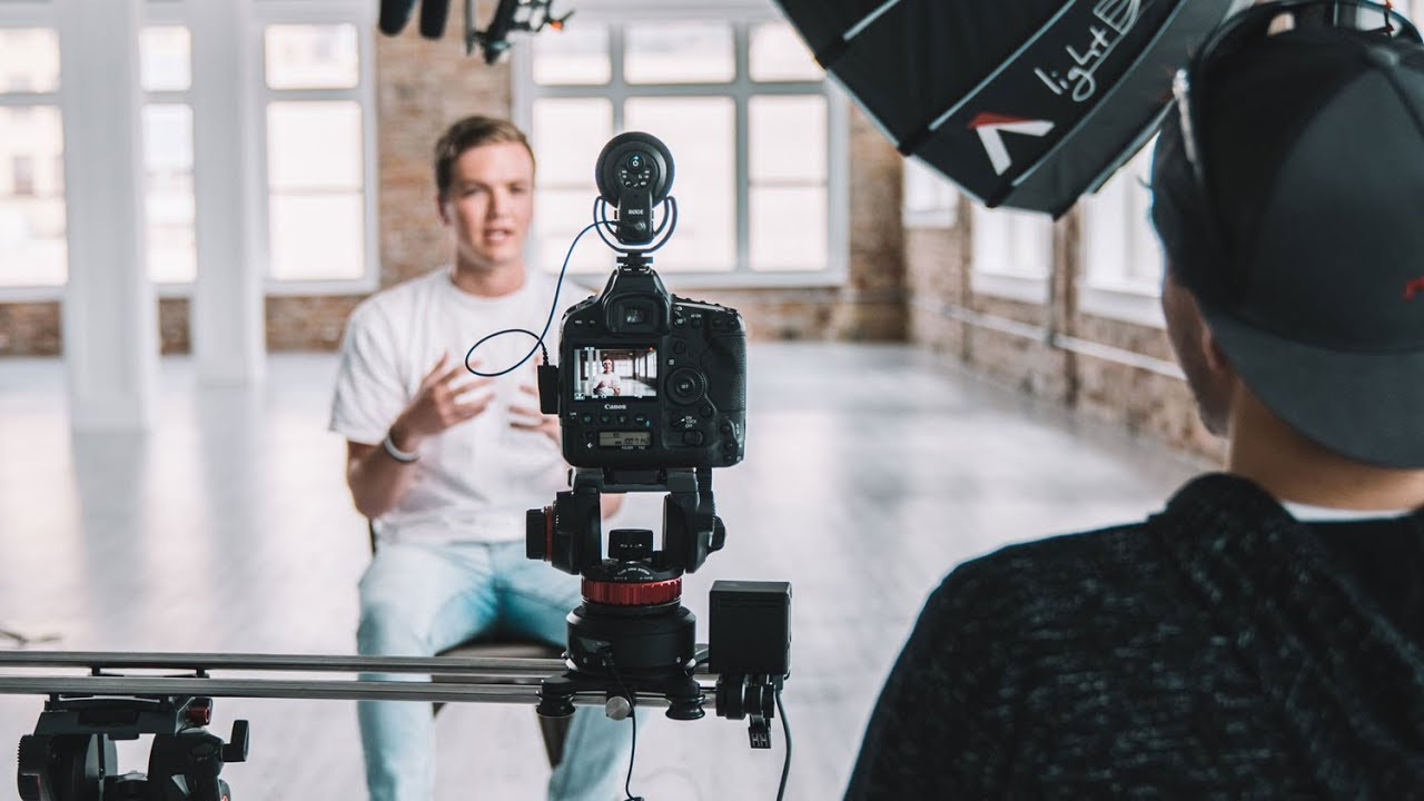 How to Shoot an Interview | Parker Walbeck - YouTube