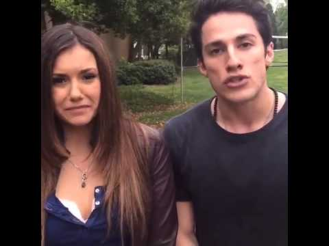 curtis and emily from the voice dating: michael trevino and nina dobrev dating news