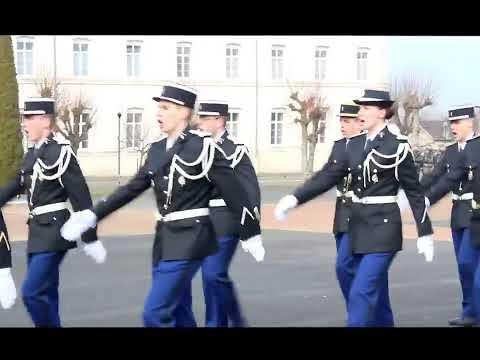 Chaumont - Ecole de Gendarmerie - 10 février 2017