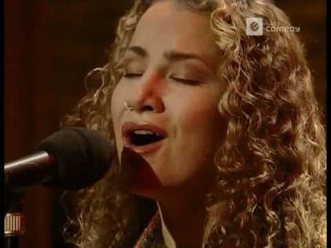 Joan Osborne - One Of Us - 1996-03-19, Live @ Harald Schmidt Show