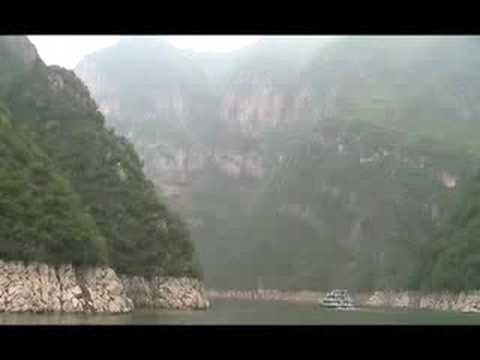Yangtze and Danning River Scenery