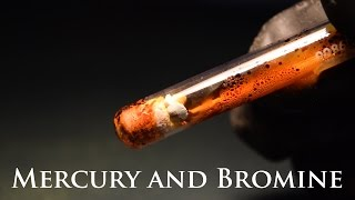 Reaction of Mercury and Bromine