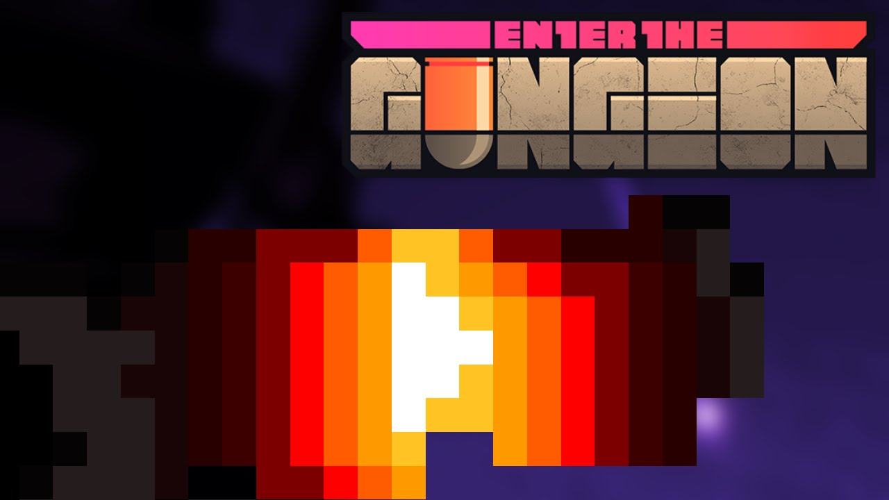 Enter The Gungeon - Unimplemented/ Unfinished Guns [PRE-SUPPLY DROP UPDATE]