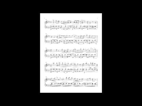 Linus and Lucy - George Winston (Transcribed by aldy32)
