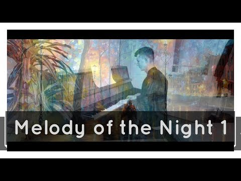 Jin Shi - Melody of the Night 1 | Performed by J. Atlas [FREE SHEET MUSIC]