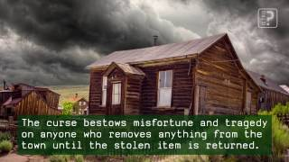 The Most Haunted Ghost Town in the West