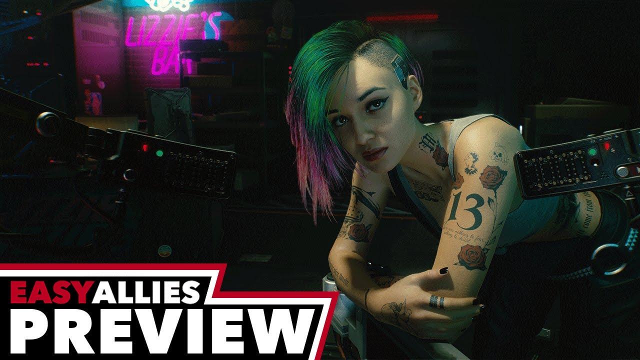 Cyberpunk 2077 - Hands-On Preview