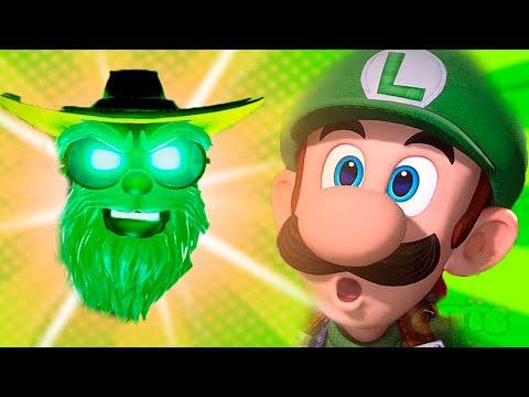СУПЕР МАРИО ЛУИДЖИ МЕНШН #11 мультик игра для детей Детский летсплей на СПТВ Luigi Mansion 3 Boss