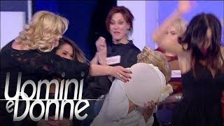 Uomini e Donne, Trono Over - Gemma, Tina e la torta