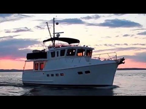 """Selene Trawler, Selene Yacht (Selene 43 """"Miss Molly"""")"""