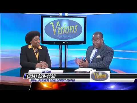 Visions with Andrea Rogers Mosley - WSFAcom