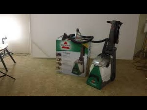 Bissell Big Green Machine 86t3 Model Leaking Flow