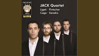 String Quartet No. 2: Sostenuto, molto calmo